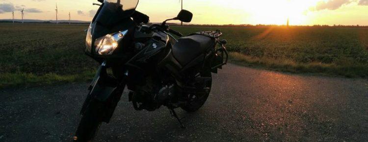 Erster Content | Über das Motorrad