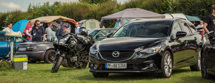 Gedern – Mazda Community Treffen | 467 km